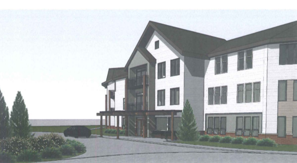 Glendale Senior Apartments To Include Space For Caregivers