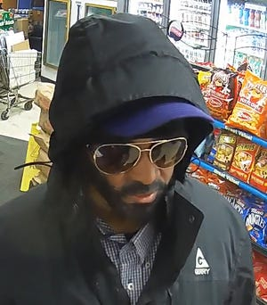 Man wanted in Steve's Liquor Store robbery