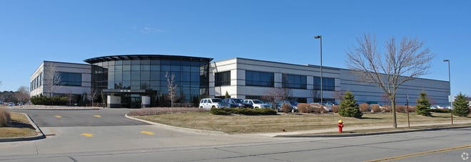 An Oak Creek building could be rezoned from office to manufacturing to accommodate a possible relocation by Milwaukee-based Astronautics Corp. of America.