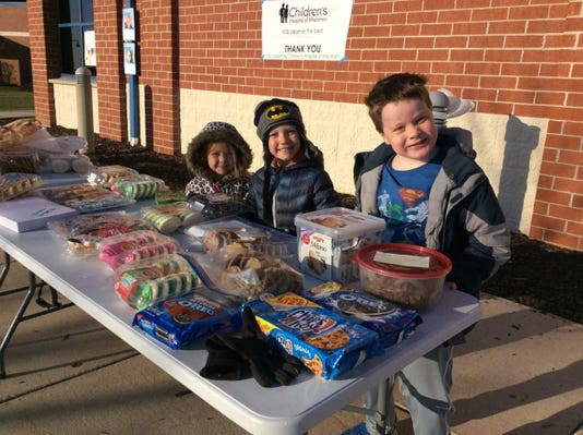 Woodside Elementary Cookies And Cocoa