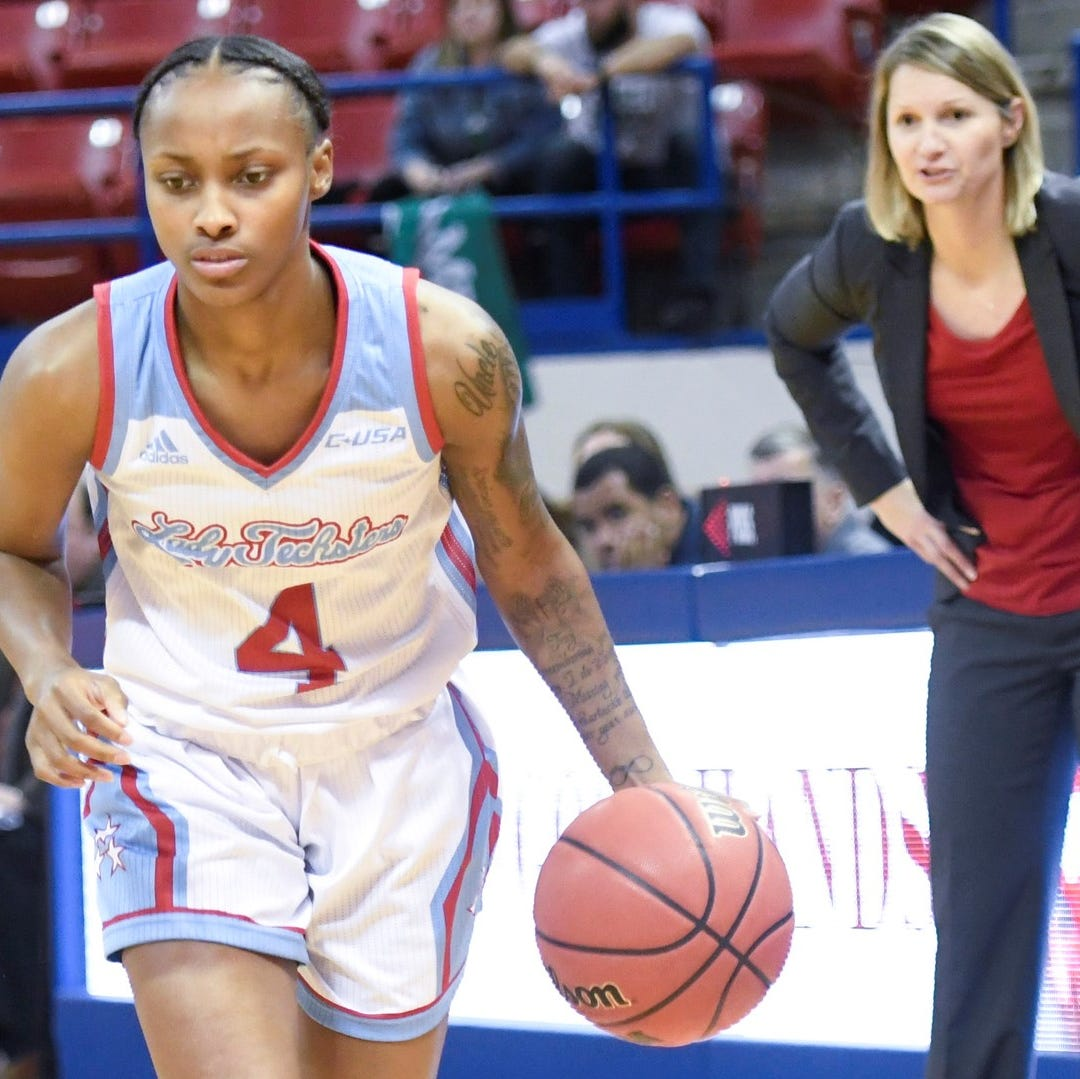 Lady Techsters searching for help for star guard Anthony
