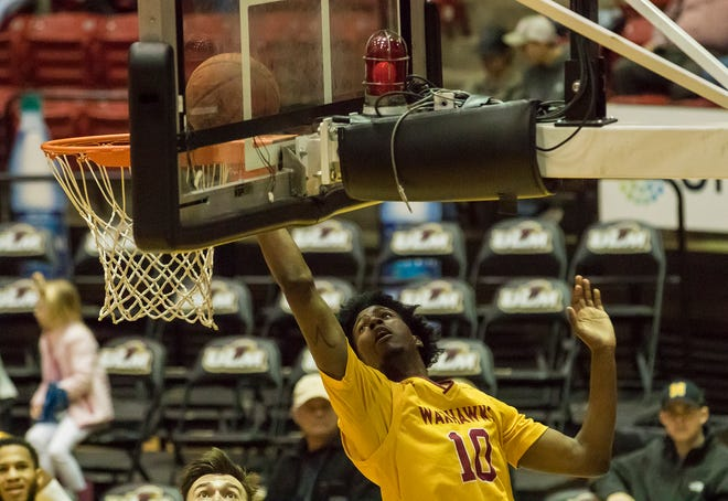 ULM took advantage of its first home start to Sun Belt play since the 2015-16 season with wins over Little Rock and Arkansas State, moving to 7-0 at Fant-Ewing Coliseum on the year.