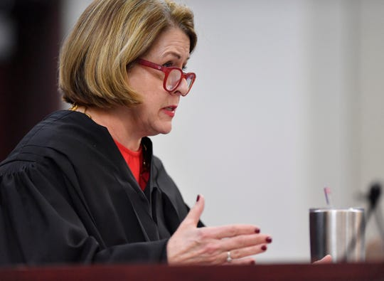 Judge Melissa Blackburn defended the actions of Nashville probation officers assisting ICE by providing personal information on individuals.