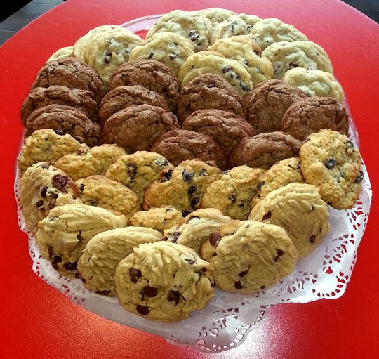 The new Mitch's Cookies Dessert Bar & Soda Fountain will open in February in Kings Lake Square in East Naples.