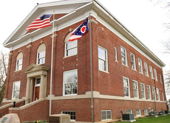 The Town Hall, current home of the Pataskala Police Department, will ultimately house the Pataskala Area Chamber of Commerce and Pataskala Utilities Department, according to the city administrator.