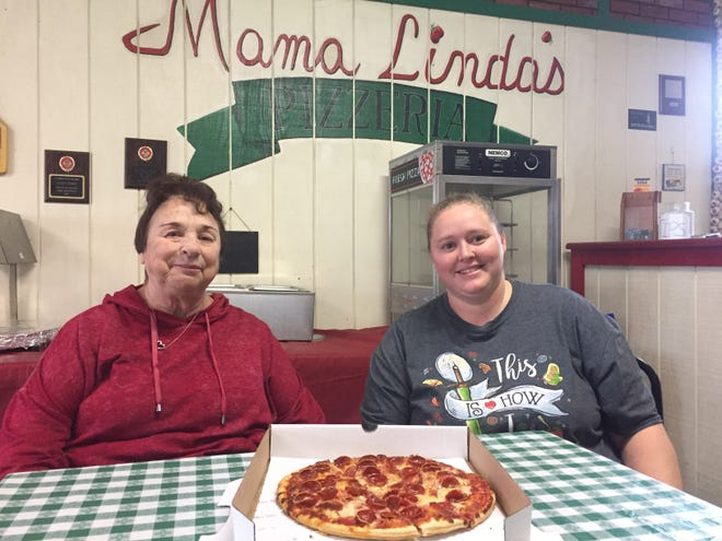 Mama Linda's Pizzeria co-owners Darlene Francis and Amanda Sabo: The Pataskala pizzeria is marking its 20th anniversary this year.
