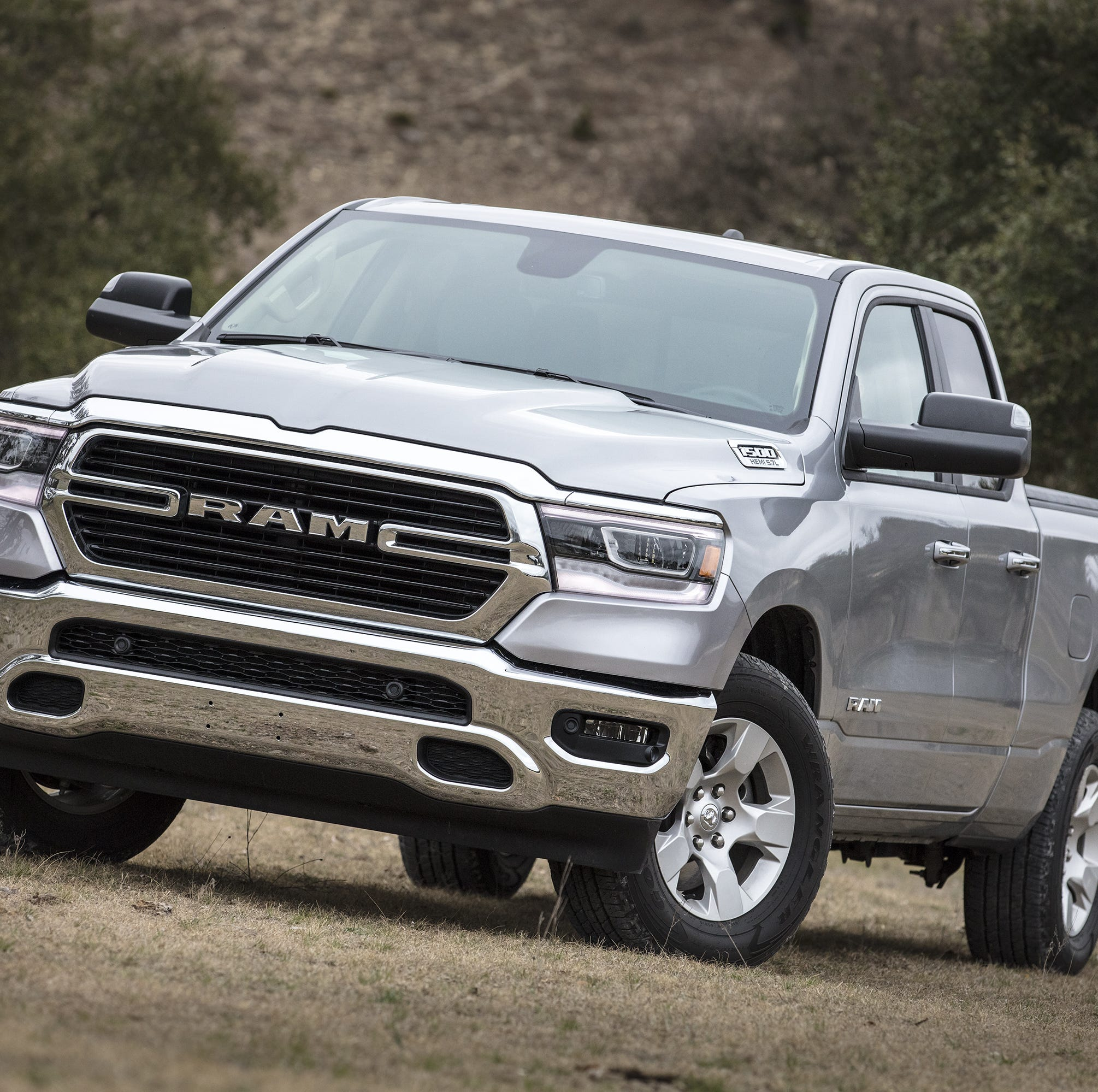2019 Ram 1500 is a comfortable road companion