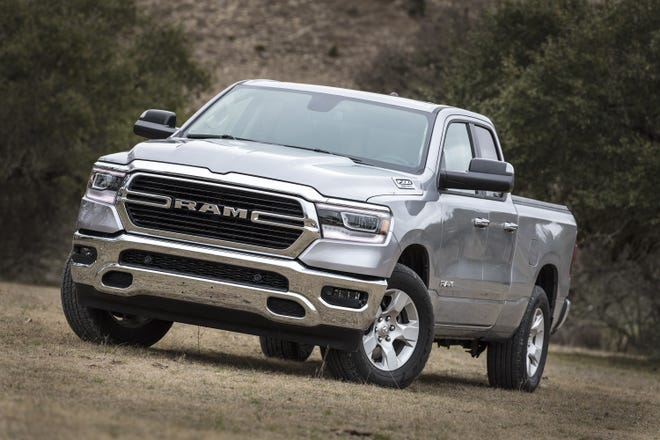 The all-new 2019 Ram 1500 was designed to be the most technologically advanced pickup truck in the marketplace.