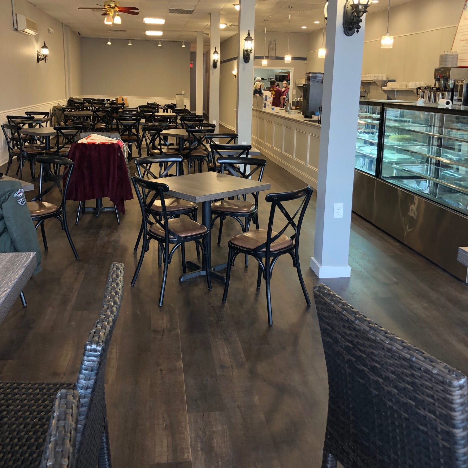 Former customer reopens Mara's Cafe & Bakery, a 'fixture' of the Denville community