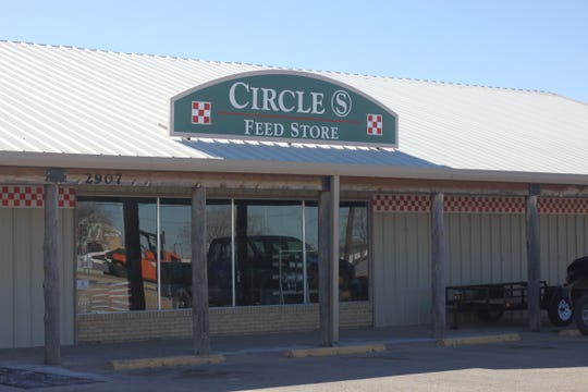 The Circle S Feed Store is open for business, Jan. 4, 2019 near the South Y highway junction in southern Carlsbad. The store closed its doors May 14.