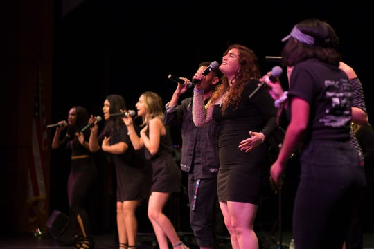 This year, groups from the Phoenix Conservatory of Music will perform at Glendale Glitter and Glow.