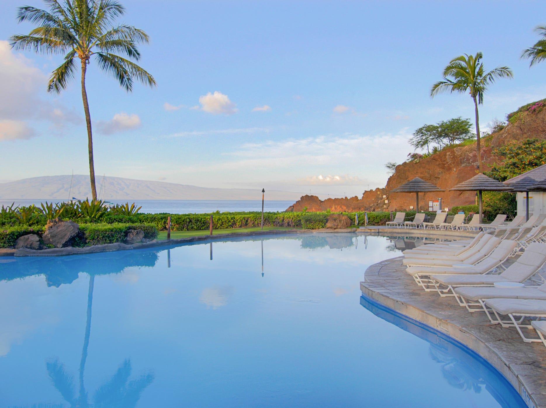 Located on 23 lush oceanfront acres at legendary Pu'u Keka'a on Ka'anapali Beach, Sheraton Maui Resort & Spa invites travelers to experience adventure, romance and family fun on the island of Maui.