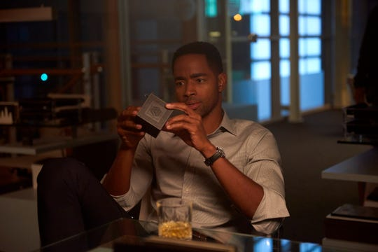 "Jay Ellis stars in ""Escape Room."""