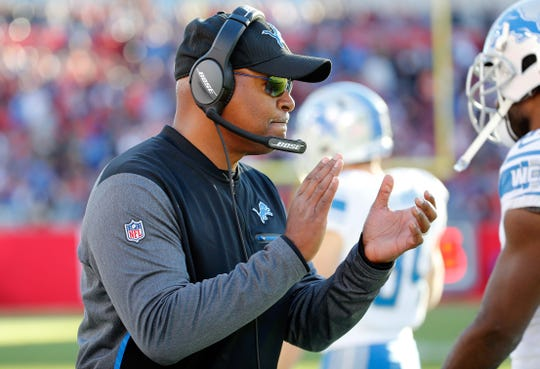 Former Detroit Lions head coach Jim Caldwell has interviewed for the vacant Arizona Cardinals coaching position.