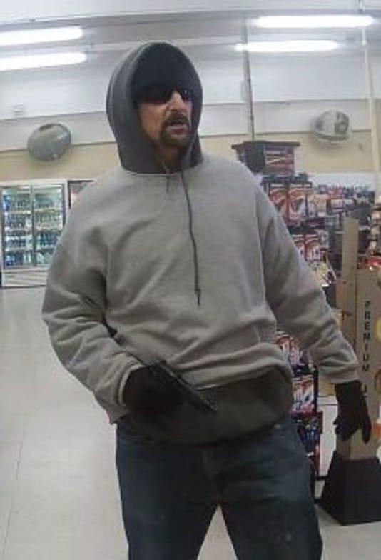 Circle K robber