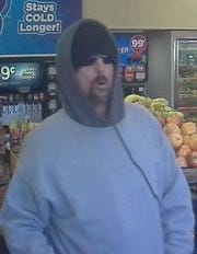 Phoenix police are seeking information about the man who robbed a Circle K near Indian School Road and 47th Avenue on Jan. 2, 2019.