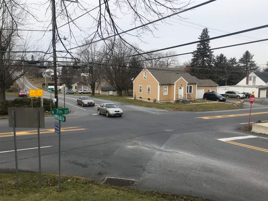The intersection of 7th St. and Kimmerlings Road is getting attention amid concerns it is unsafe.