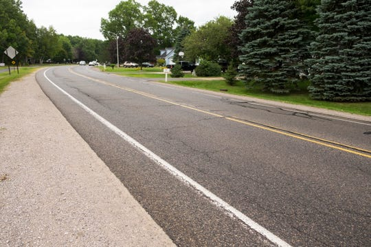 A seismic vehicle has been sent down several areas of St. Clair since 2016, including Carney Drive in 2017, in search of a reservoir of oil or gas beneath the city. Schmude Oil is now getting ready to begin leasing property.