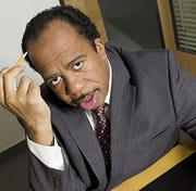 Leslie David Baker, as Stanley Hudson on NBC's The Office.
