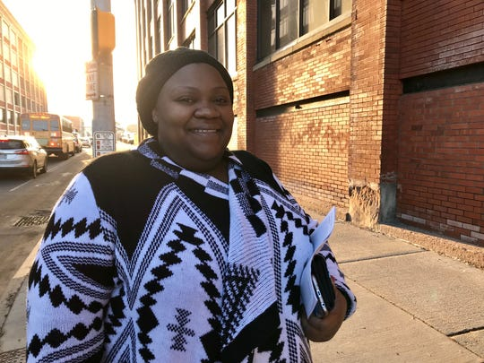 Jalesa Seward, of Rochester, a recipient of SNAP, otherwise known as food stamps, appreciates The Strong National Museum of Play's discount on admission for people in her circumstances.