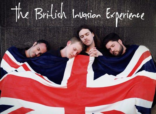 Larger British Invasion Photo
