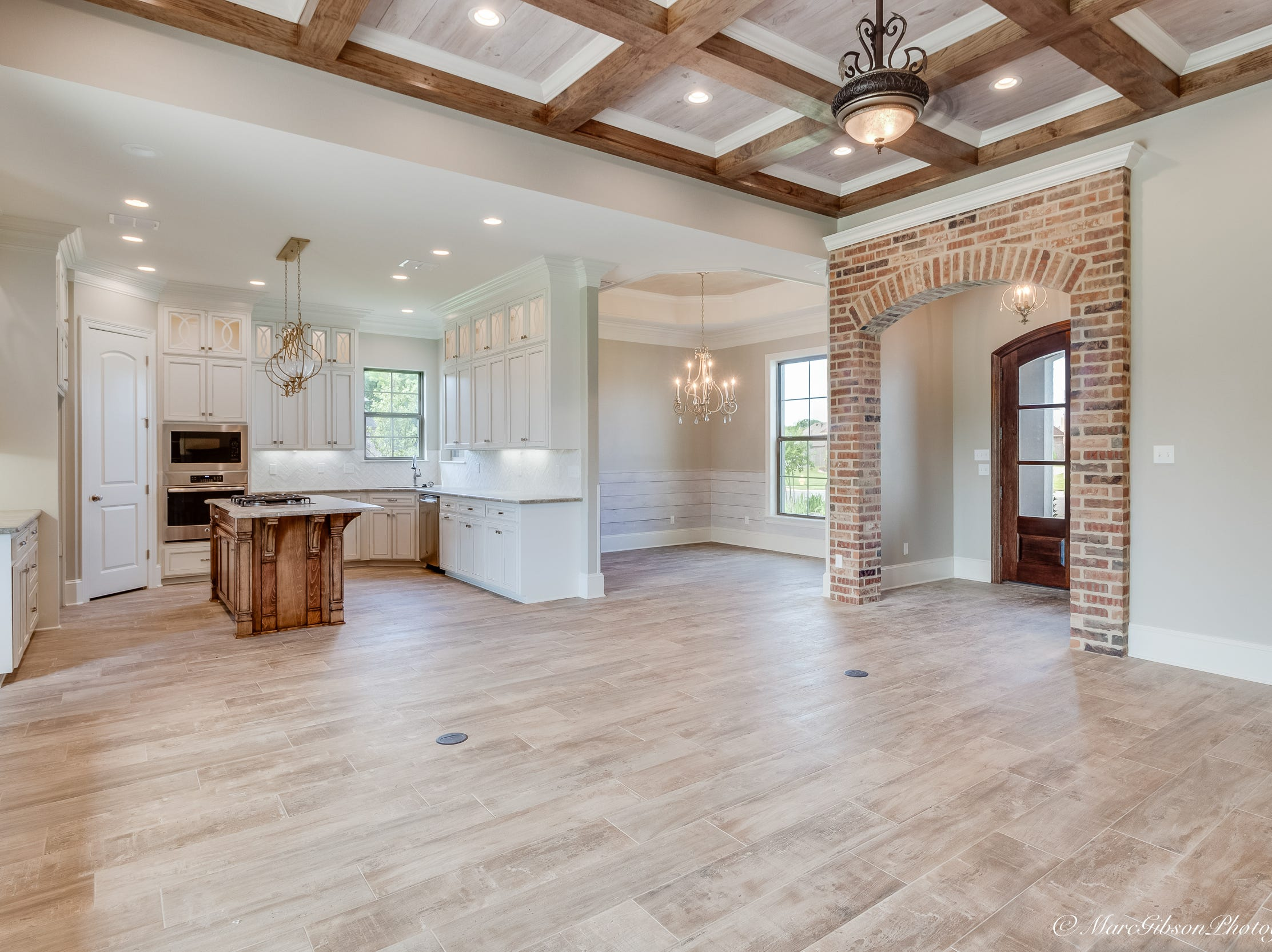 2029 Woodberry Ave., Shreveport  Price: $384,000  Details: 3 bedrooms, 2 bathrooms, 1,780 square feet  Special features: Provenance beauty overlooking the parks, new construction with high-end finishes.   Contact: Sara Hill,   683-0399