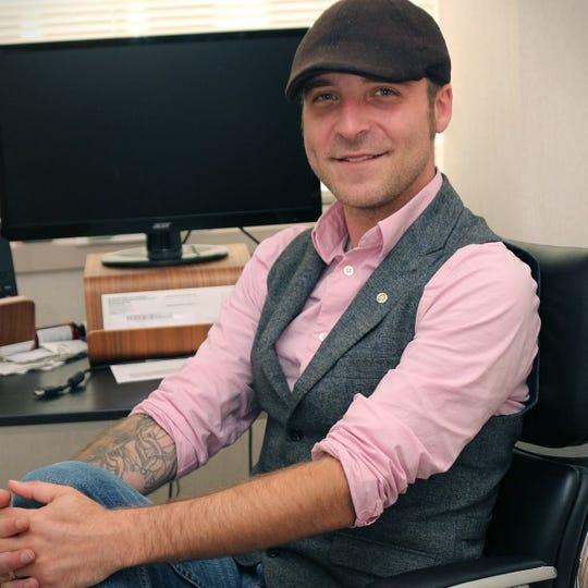 Keith Hanson, president of Ruby Shore Software in Shreveport, Louisiana.