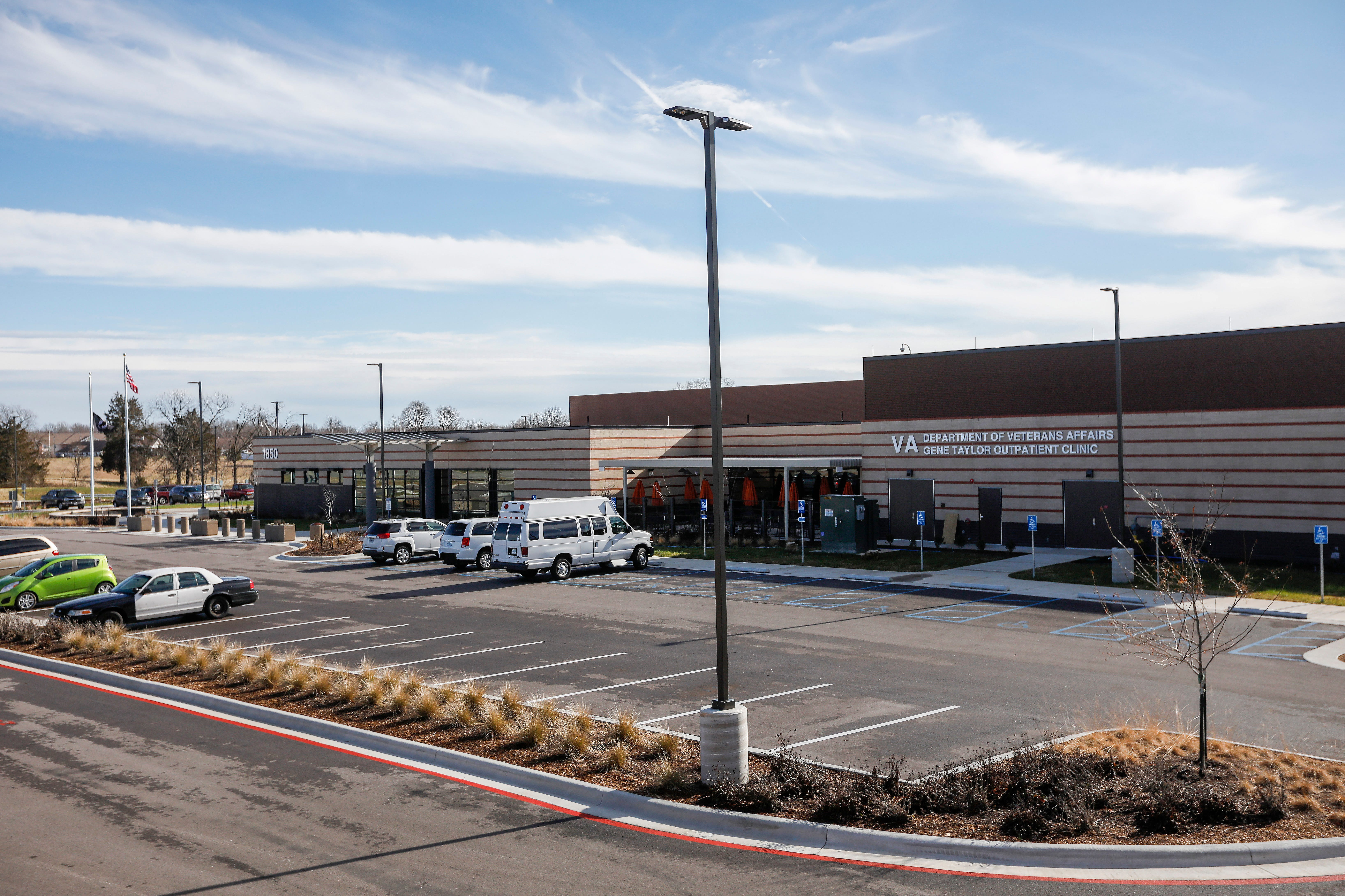 The Gene Taylor Community Based Outpatient Clinic, located at 1850 W. Republic Road, will hold a ribbon cutting and grand opening ceremony on Jan. 24 at 11 a.m.