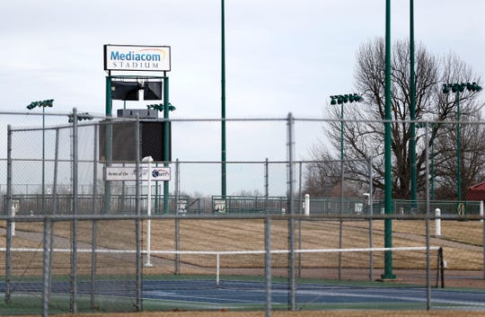 The tennis stadium at Cooper Tennis Complex will no longer be called Mediacom Stadium after a 10 year naming rights agreement expired.