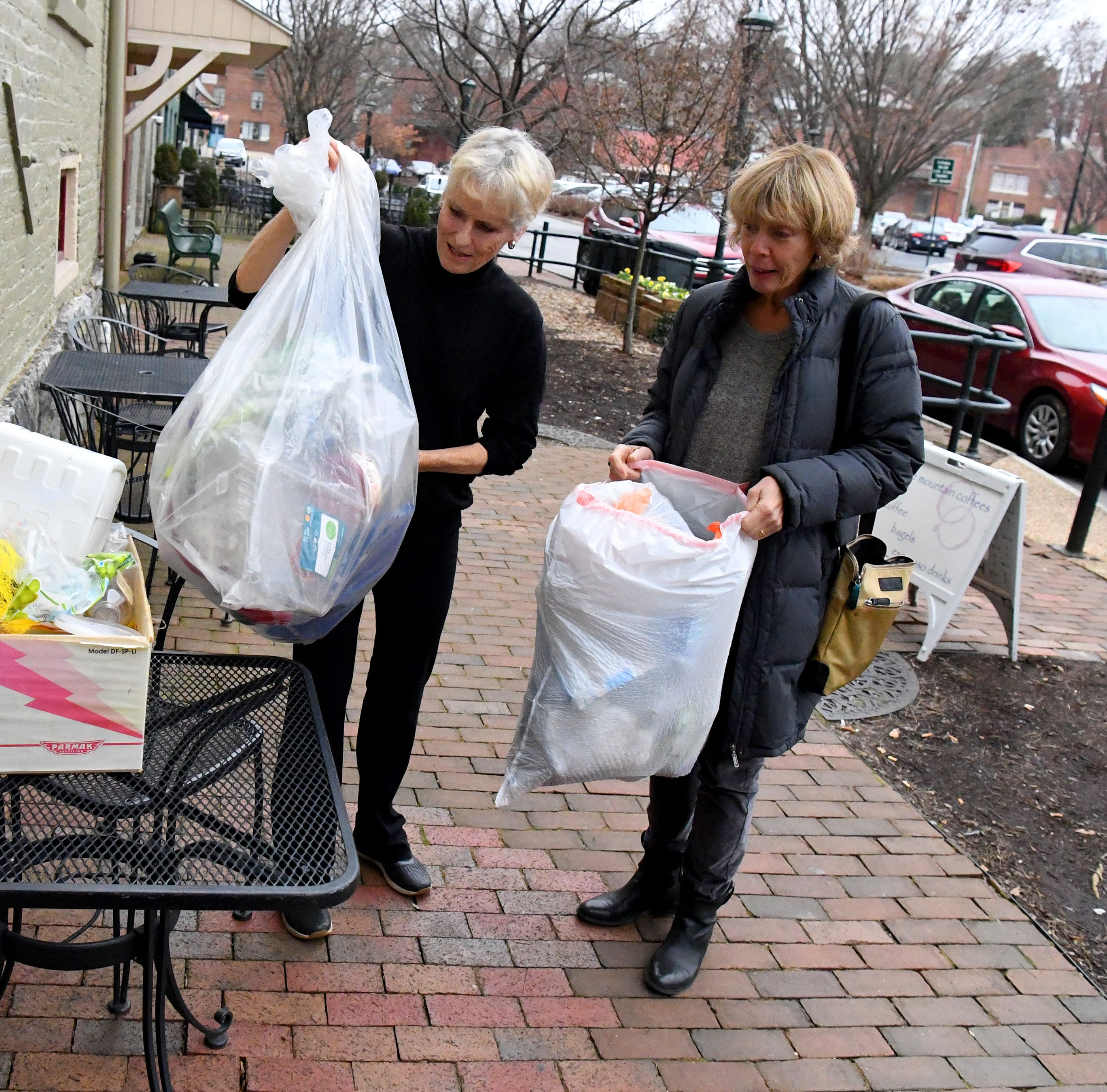 Community group aims to reduce plastic use in the Shenandoah Valley; promotes green solutions