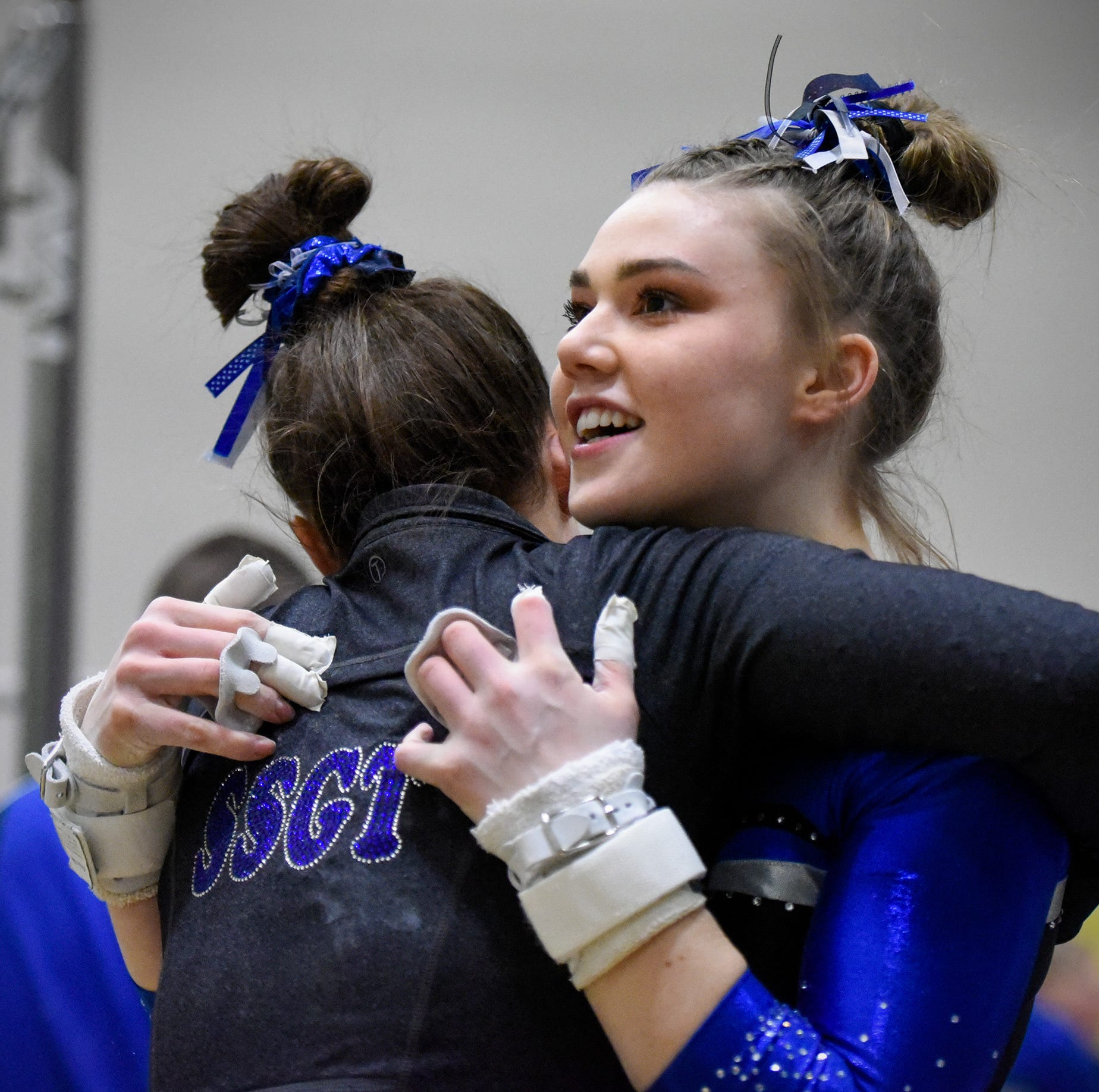 Live updates: Sartell competes in Class A gymnastics team championships