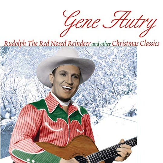 Rudolph The Red Nosed Reindeer And Other Christmas Classics byGene Autry