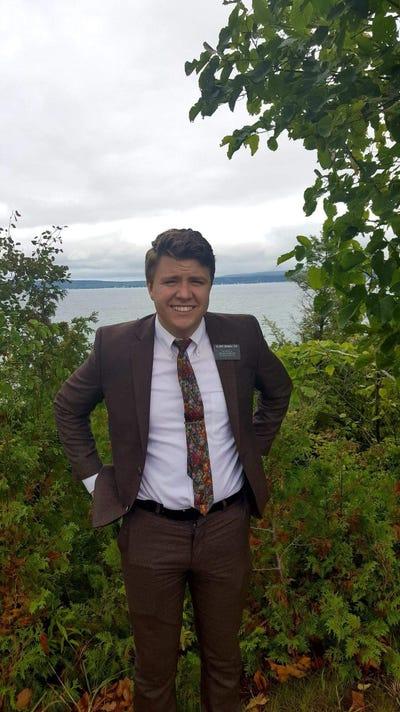 Missionaries Elder Denhalter