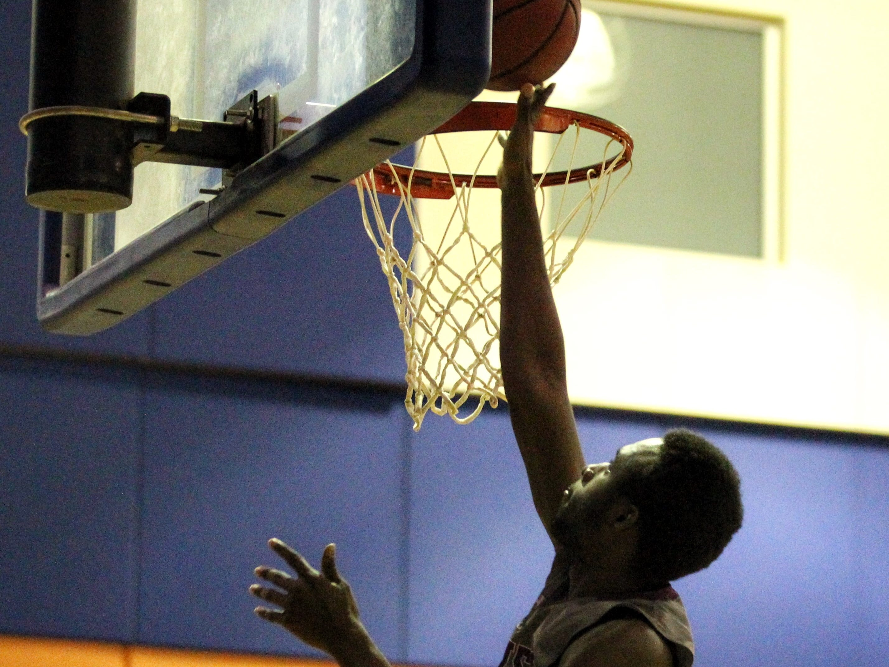 Madison County's Kameron Connor goes up for a layup in a win over Jefferson County on Jan. 3, 2019.