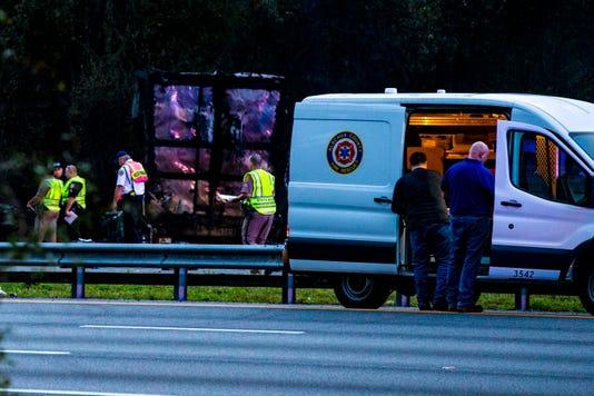 Florida crash: 5 children, West Palm Beach man among dead