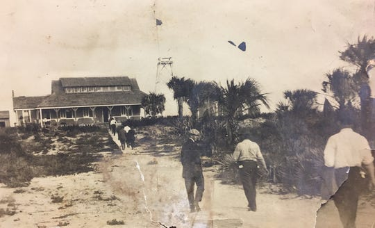 Bethel Creek House of Refuge in Vero Beach, pre-1920. To see more old photos from the early 1900s in Indian River County, go to TCPalm.com.