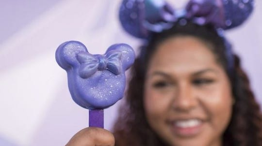 From 5 to 7 p.m. Jan. 10, Disney annual passholders can receive discounts on merchandise during the Potion Purple Premiere Pop-Up event at Tomorrowland at Magic Kingdom.