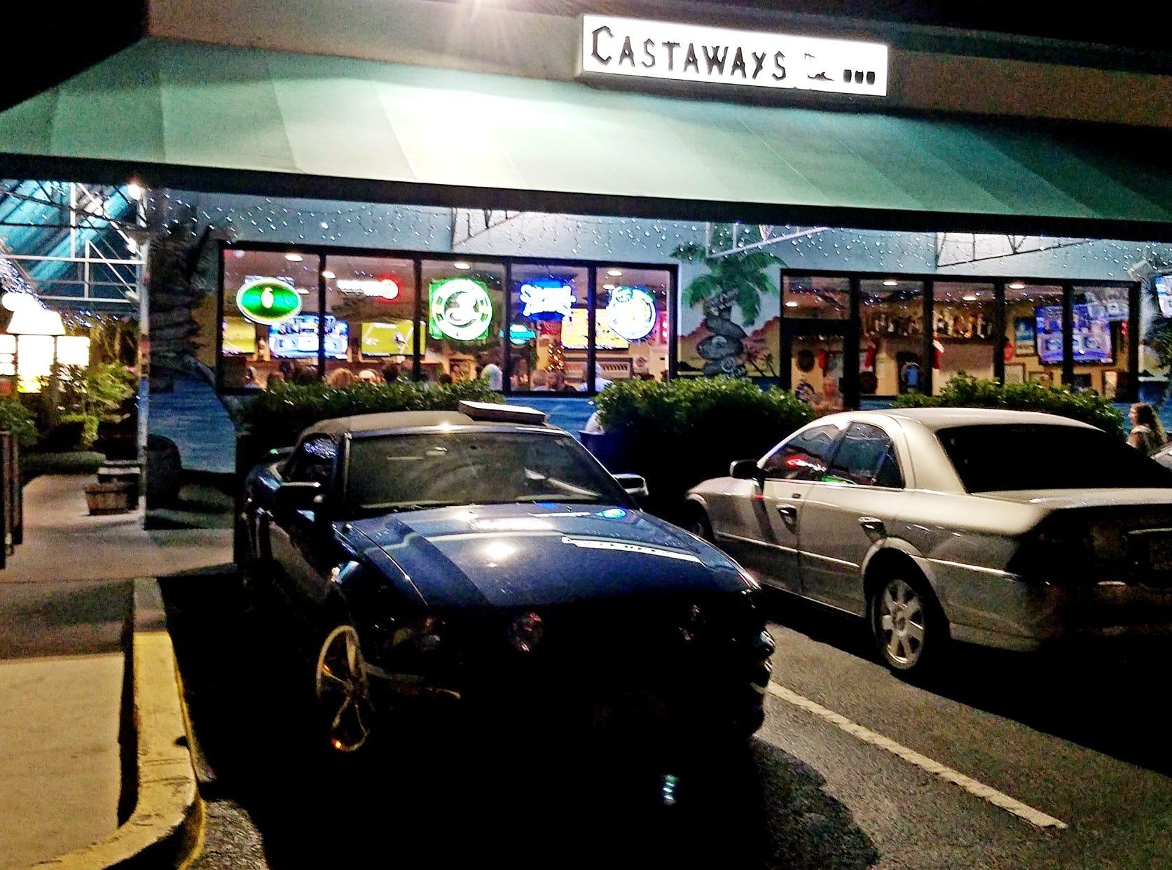 Castaways Gastropub is located at 911 N.E. Jensen Beach Blvd.