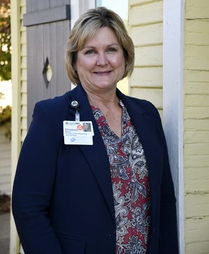 Liz Wynn was recently named the Kaweah Delta Hospital Foundation Director of Development.