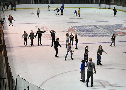 Ice Skating At Kyc 6
