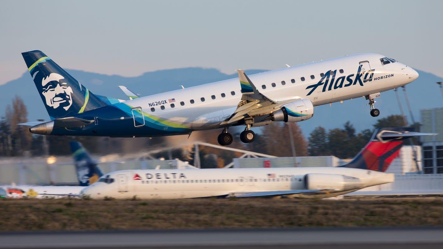 Alaska Airlines flights resume after nationwide ground stop