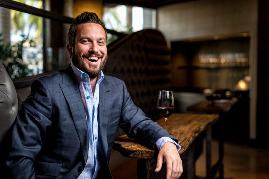 Top Chef contestant Fabio Viviani and Executive Chef & Partner of DineAmic Group opens up.