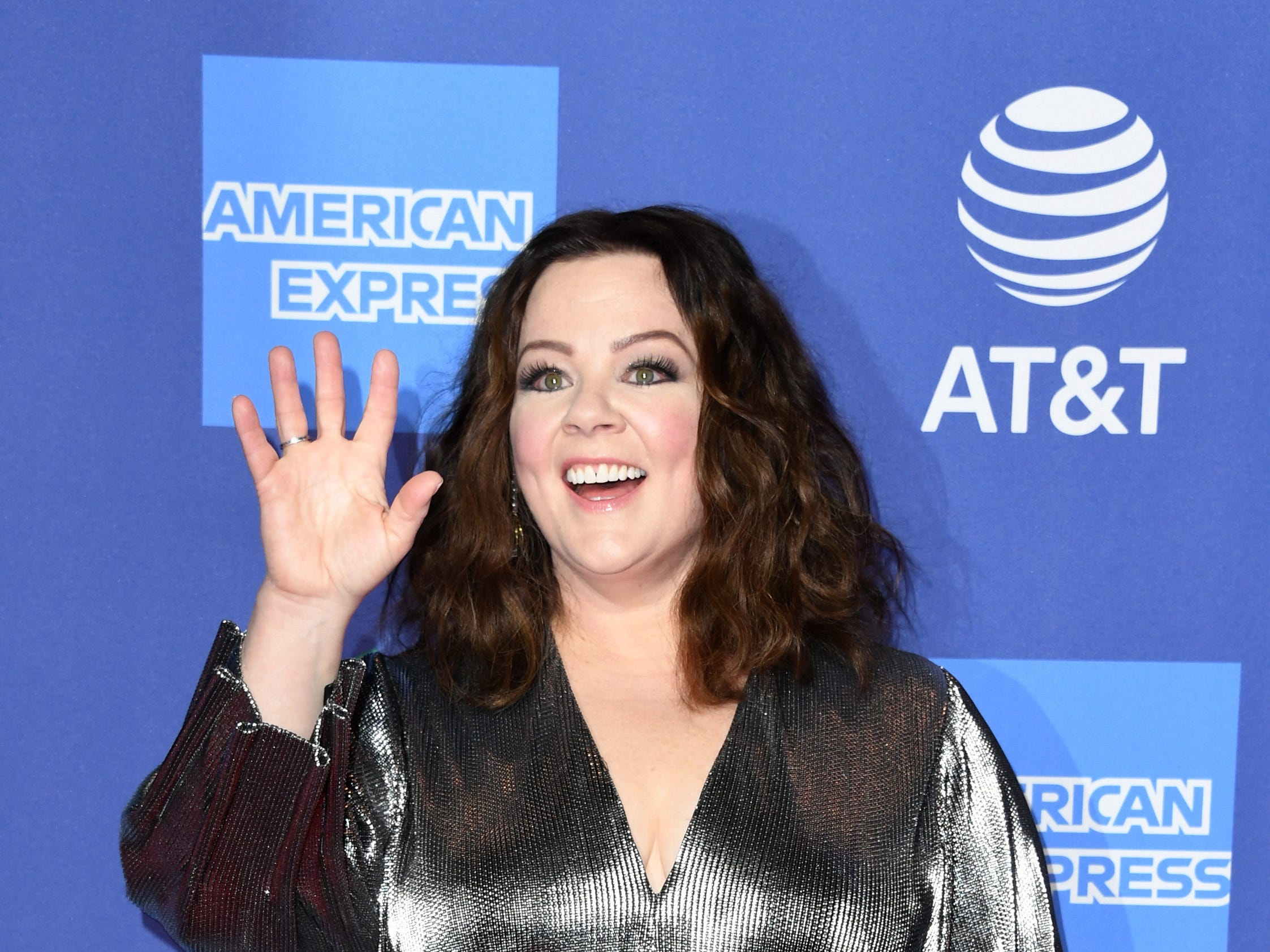 PALM SPRINGS, CA - JANUARY 03:  Melissa McCarthy attends the 30th Annual Palm Springs International Film Festival Film Awards Gala at Palm Springs Convention Center on January 3, 2019 in Palm Springs, California.  (Photo by Jon Kopaloff/Getty Images) ORG XMIT: 775256270 ORIG FILE ID: 1076919886