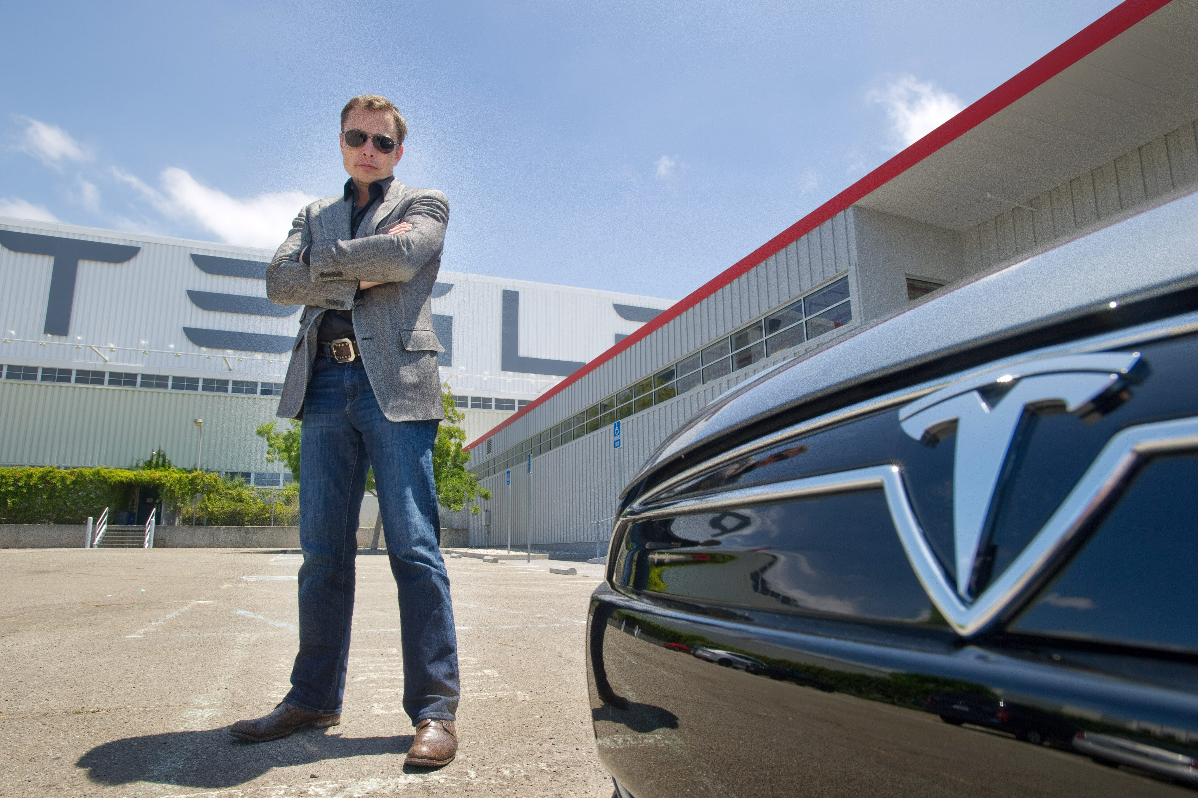 Elon Musk, Tesla to unveil next vehicle, the Model Y crossover, on March 14