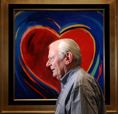 f45b3ca1b34c Herb Kelleher  Founder of Southwest Airlines dies at 87
