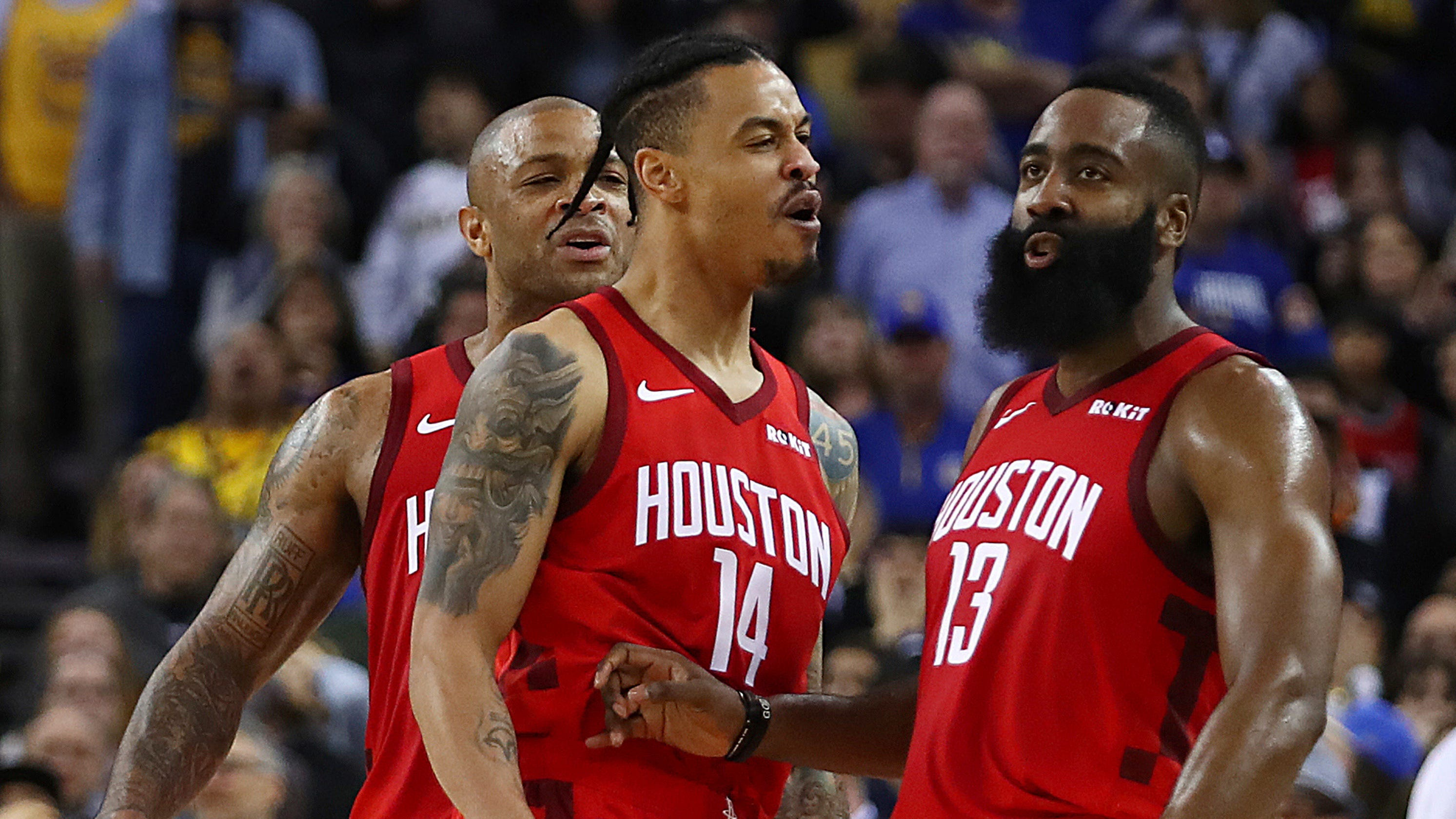 e03ceda42fbb James Harden lifts Rockets over Warriors with late 3-pointer in OT