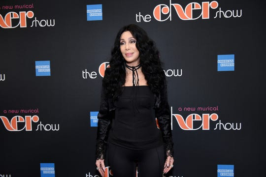 Cher hits the road for her Here We Go Again tour Jan. 19.