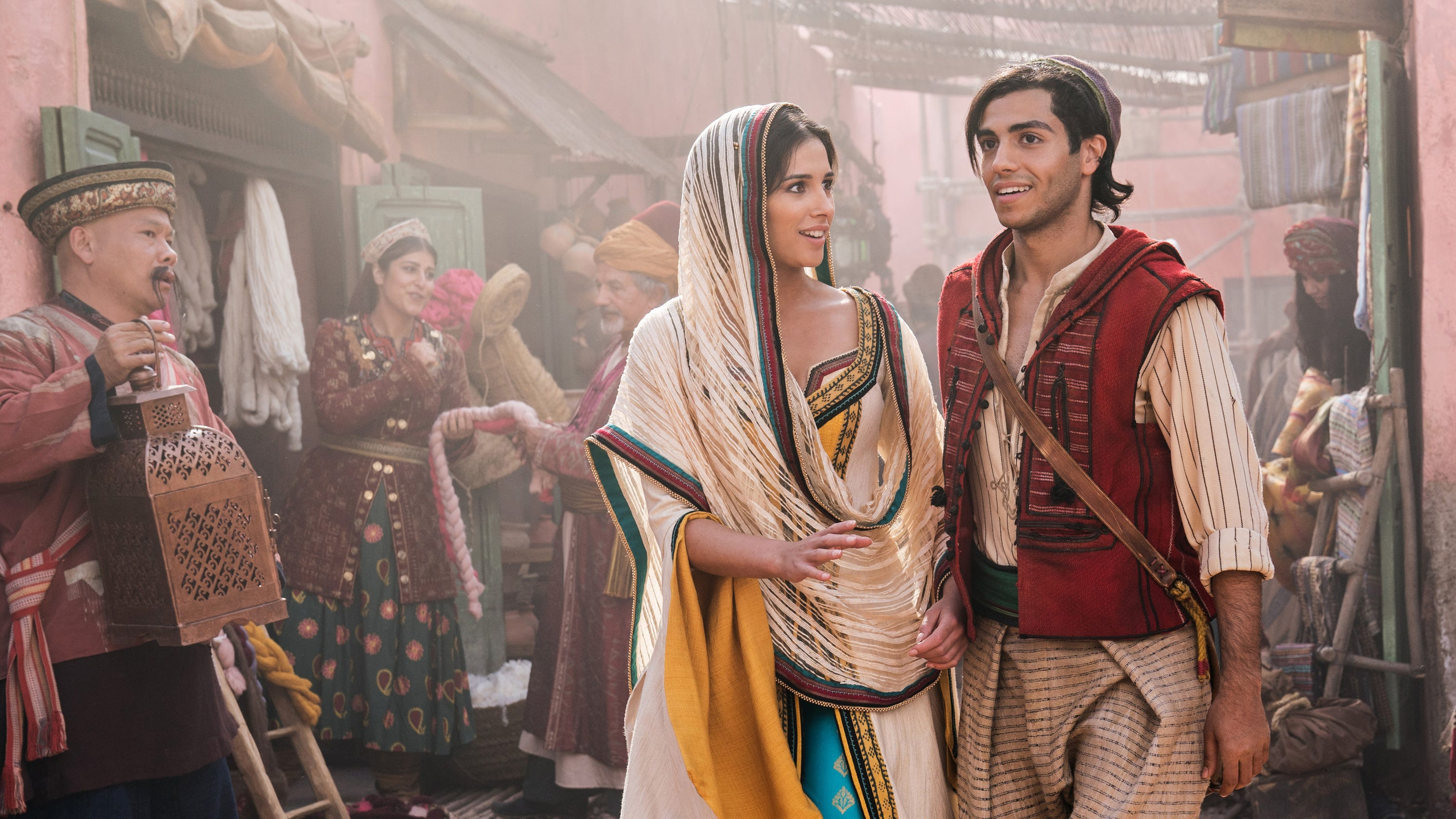8ec162ae65323 'Aladdin' early reactions: Live-action re-make earns positive comments