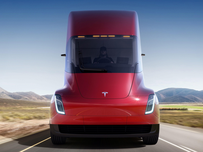 A Tesla Semi.