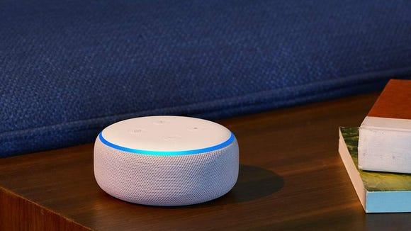 """""""Alexa, order a new Echo Dot."""""""